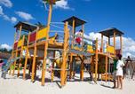 Camping avec Accès direct plage Centre - Les Alicourts Resort-3