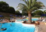 Camping  Acceptant les animaux Italie - Valle Gaia-4