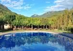 Camping avec Chèques vacances Montclar - Bassegoda Park-2