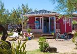 Camping avec Quartiers VIP / Premium Narbonne - Les Méditerranées - Beach Garden-3