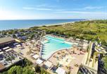 Camping avec Quartiers VIP / Premium Saintes-Maries-de-la-Mer - Les Méditerranées - Beach Garden-4