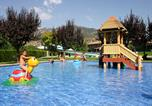 Camping avec Spa & balnéo Espagne - Berga Resort-4