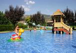 Camping avec Site nature Estavar - Berga Resort-4