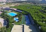 Camping avec Spa & balnéo Espagne - Berga Resort-2