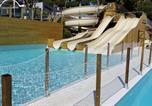 Camping avec Piscine couverte / chauffée Collioure - Cala Gogo-4