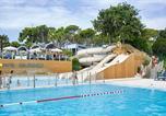 Camping avec Piscine couverte / chauffée Collioure - Cala Gogo-3