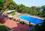 Camping avec Accès direct plage Espagne - Cala Llevadó-3