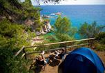 Camping Lloret de Mar - Cala Llevadó