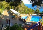 Camping avec Accès direct plage Espagne - Cala Llevadó-4
