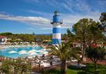Camping avec Spa & balnéo Espagne - Cambrils Park-2
