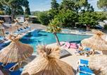Camping avec Quartiers VIP / Premium Villeneuve-Loubet - Cap Taillat-2