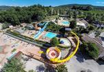 Camping avec Parc aquatique / toboggans Vaison-la-Romaine - Le Carpe Diem-3