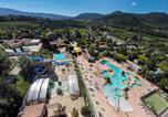 Camping avec Parc aquatique / toboggans Vaison-la-Romaine - Le Carpe Diem-2