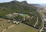 Camping avec Parc aquatique / toboggans Canet-en-Roussillon - Castell Montgri-1