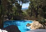 Camping Sant Pere Pescador - Castell Montgri-4
