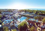 Camping avec Ambiance club Sète - Les Méditerranées - Charlemagne-1