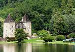 Camping avec Club enfants / Top famille Brengues - Château du Gibanel-1