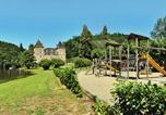Camping avec Site nature Marcillac-la-Croisille - Château du Gibanel-2