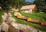 Camping avec Site nature Slovénie - Château Ramsak-4
