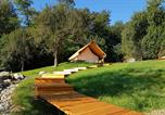 Camping avec Site nature Slovénie - Château Ramsak-3