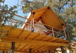 Camping avec Quartiers VIP / Premium Slovénie - Château Ramsak-3