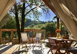 Camping avec Quartiers VIP / Premium Slovénie - Château Ramsak-4