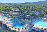 Camping avec Spa & balnéo Cannes - Domaine de la Bergerie-1