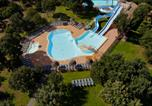 Camping avec Parc aquatique / toboggans Gard - Le Domaine de Massereau-1
