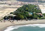 Camping avec Accès direct plage Espagne - Don Cactus-1