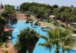Camping avec Accès direct plage Espagne - Don Cactus-2