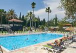 Camping avec Ambiance club Nice - Ecolodge L'Etoile d'Argens-2