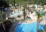 Camping avec Ambiance club Nice - Ecolodge L'Etoile d'Argens-4