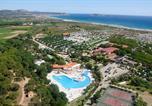 Camping avec Spa & balnéo Sainte-Marie - El Delfin Verde-1
