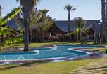 Camping avec Spa & balnéo Espagne - El Delfin Verde-4