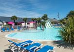 Camping avec Piscine Hirel - Emeraude-2