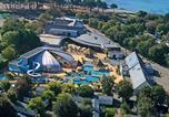 Camping avec Spa & balnéo Finistère - L'Escale Saint Gilles-1