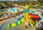 Camping  Acceptant les animaux Nice - Esterel Caravaning-1