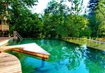 Camping Slovénie - Garden Village-1