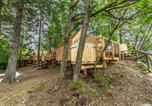 Camping Slovénie - Glamping Ribno-2