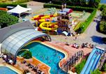 Camping avec Ambiance club Graye-sur-Mer - Les Hautes Coutures-3