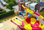 Camping avec Ambiance club Graye-sur-Mer - Les Hautes Coutures-4