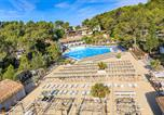 Camping avec Piscine Fayence - Holiday Green-3
