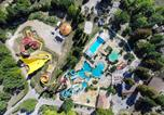 Camping avec Ambiance club Vallon-Pont-d'Arc - Imbours-2