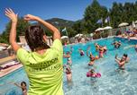 Camping  Acceptant les animaux Menton - International-3