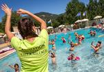Camping avec Piscine Beauvezer - International-3