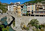 Camping avec Site de charme Alpes-de-Haute-Provence - International-3