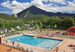 Camping avec Piscine Alpes-de-Haute-Provence - International-1