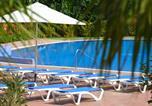 Camping avec Accès direct plage Espagne - Joan Bungalow Park-2