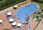 Camping avec Accès direct plage Espagne - Joan Bungalow Park-1