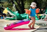 Camping avec Club enfants / Top famille Castellane - L'Hippocampe-4